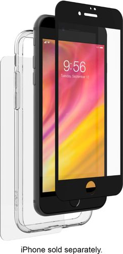 new style 2b692 42313 Zagg InvisibleShield Glass+ 360 Front Side And Back Full Body Screen ...