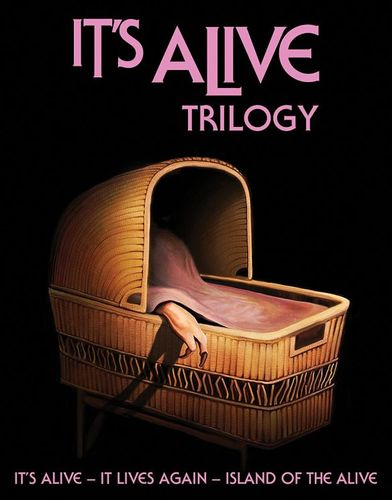 The It's Alive Trilogy [Blu-ray] 6260160