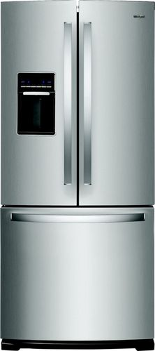 Whirlpool French Door Refrigerator Sale