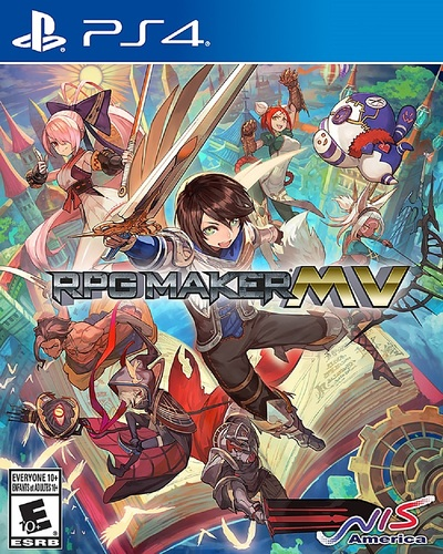 RPG Maker MV - PlayStation 4