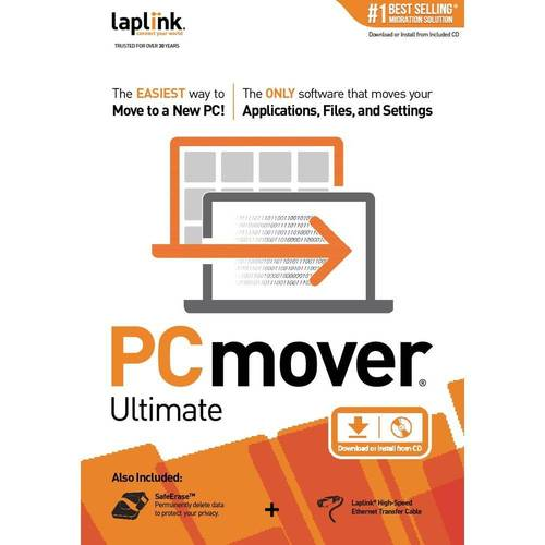 PCmover Ultimate - Windows...