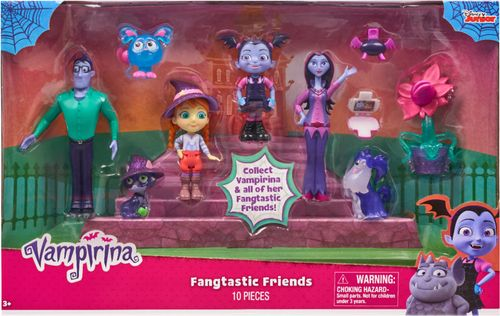 Vampirina Fangtastic Friends Set