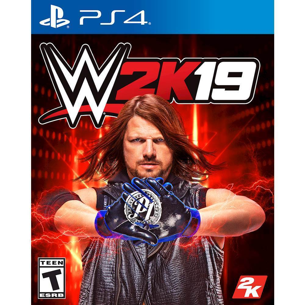 2K 57064 WWE 19 PlayStation 710425570643 Price History