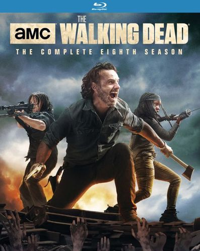 The Walking Dead: The Complete Eighth Season [Blu-ray] 6263794
