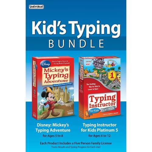 Kid's Typing Bundle -...