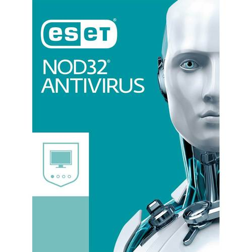 NOD32 Antivirus 5-Device...