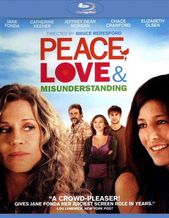 Peace, Love & Misunderstanding [Blu-ray] [2011] 6265333