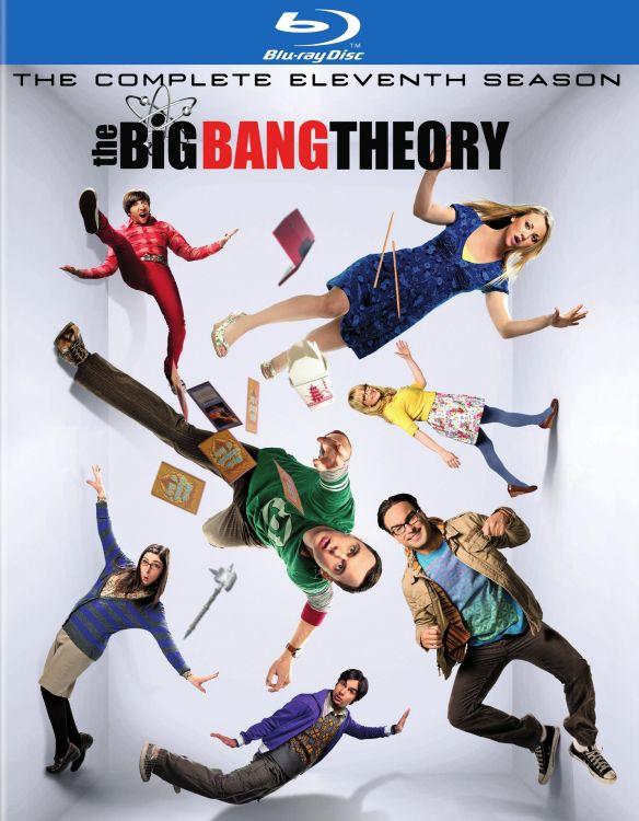 The Big Bang Theory: The Complete Eleventh Season [Blu-ray]
