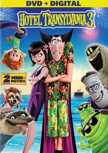 Hotel Transylvania 3: Summer Vacation [Includes Digital Copy] [DVD] [2018]