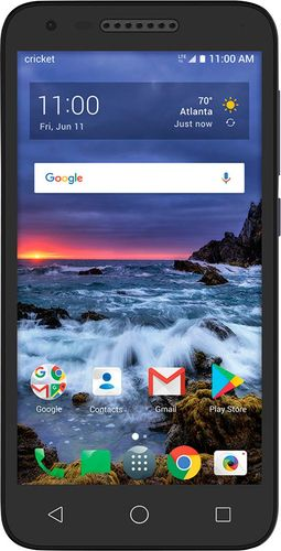 Cricket Prepaid Alcatel Verso (16GB) - Black