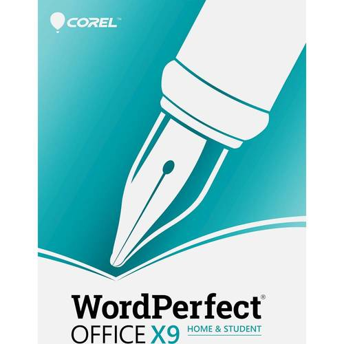 Corel WordPerfect Office X9 – Home & Student Edition, Download