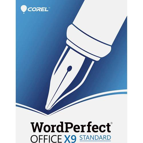 WordPerfect Office X9...