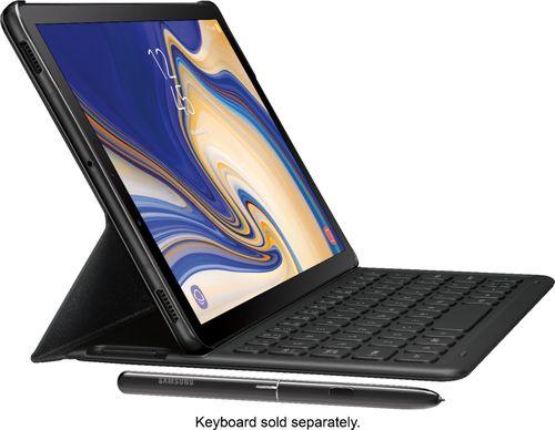 """Samsung - Galaxy Tab S4 - 10.5"""" - 64GB - Black"""