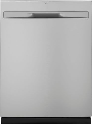 GE Appliances GDP615HSMSS 24 Inch Built In Fully Integrated Dishwasher Stainless Steel