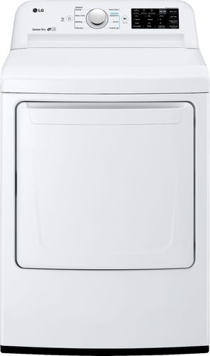 DLE7100W Electric Dryer