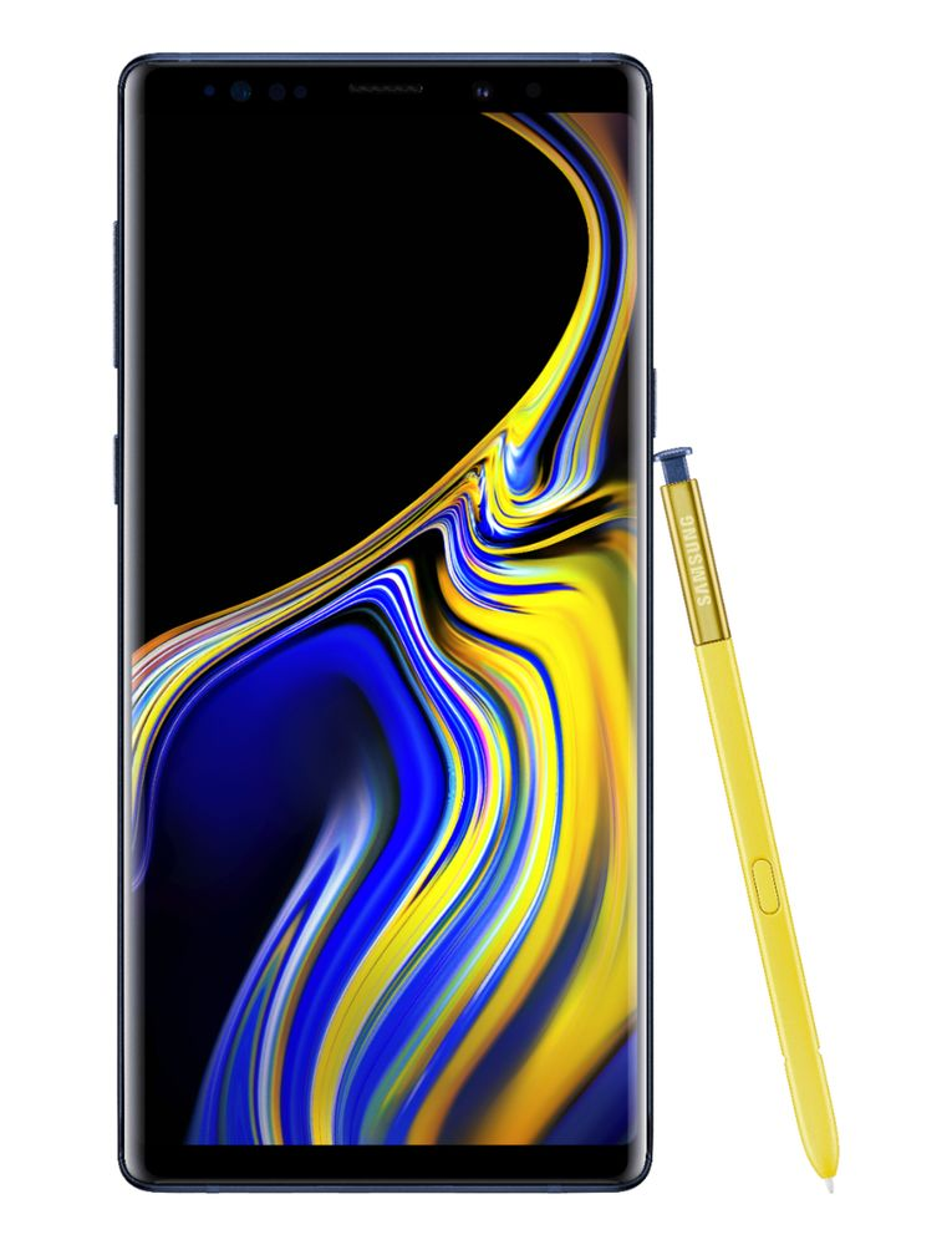 "Samsung Galaxy Note 9 Factory Unlocked Phone With 6.4"" Screen & 128gb (U.s. Warranty), Ocean Blue"