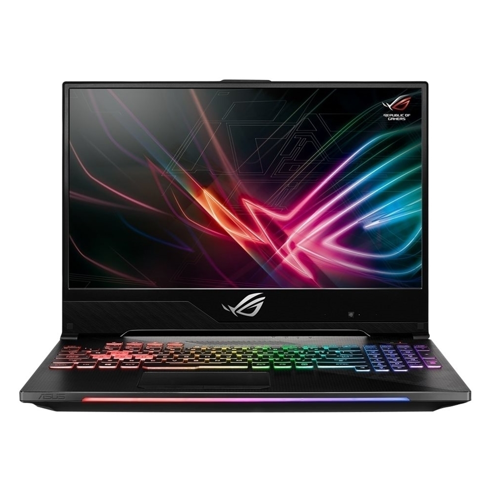 "Asus Rog Strix Hero Ii Gaming Laptop, 15.6"" 144hz Ips Type, Nvidia Geforce Gtx 1060 6gb Gddr5, Intel Core I7-8750h Processor, 16gb Ddr4, 256gb Pcie Ssd + 1tb Hdd, Rgb, Windows 10 Home - Gl504gm-ds74"