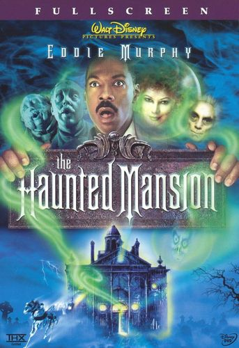 The Haunted Mansion [P & S] [DVD] [2003] 6279528