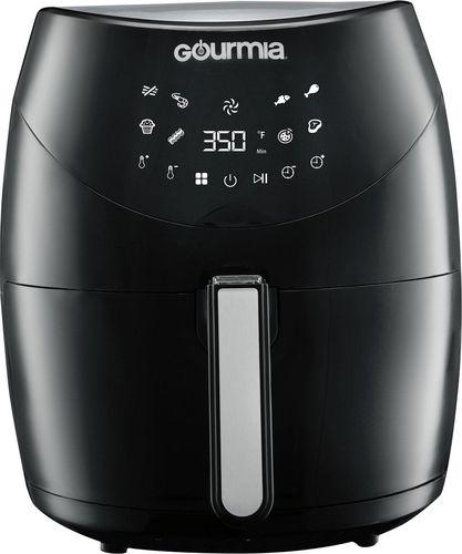 Gourmia - 6 qt. Digital Air Fryer - Black