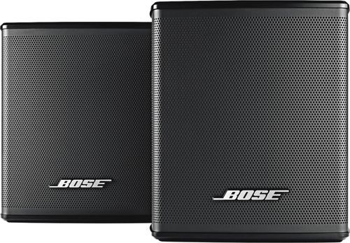 Bose® - Surround Speakers (Pair) - Black