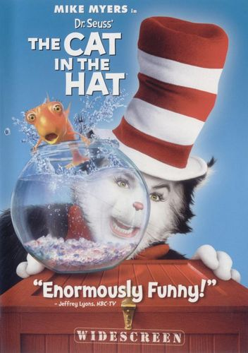 Dr. Seuss' The Cat in the Hat [WS] [DVD] [2003] 6280678