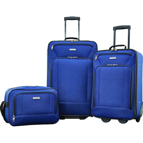 American Tourister Fieldbrook XLT 3 Piece Softside Luggage Set