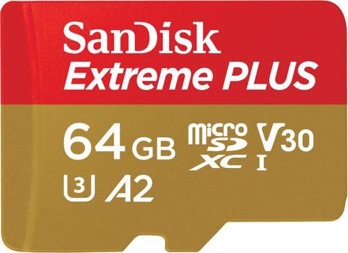 SanDisk - Extreme 64GB...