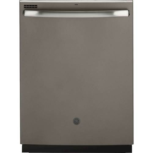 GE Appliances GDT605PMMES 24 Inch Built In Fully Integrated Dishwasher Slate
