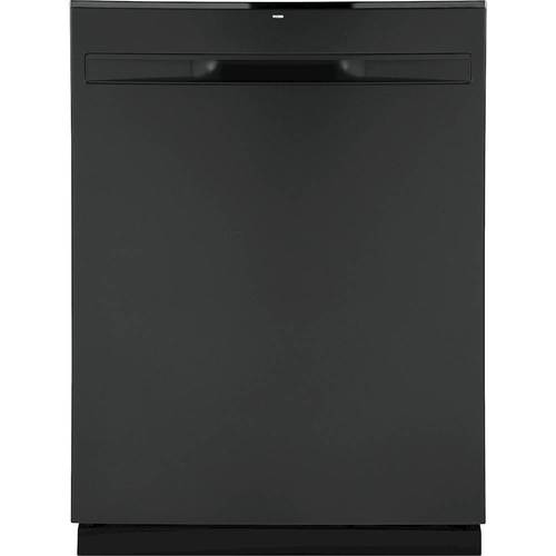 GE Appliances GDP615HFMDS 24 Inch Built In Fully Integrated Dishwasher Black Slate