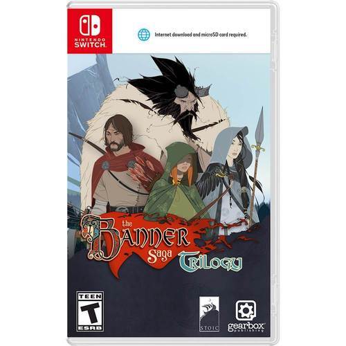 The Banner Saga Trilogy - Nintendo Switch