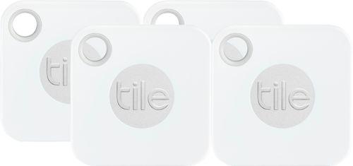 Tile Mate (2018) 4pk - White