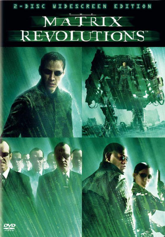 The Matrix Revolutions [WS] [2 Discs] [DVD] [2003] 6287804