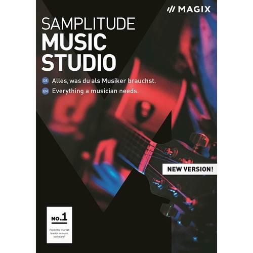 Samplitude Music Studio 2019 - Windows [Digital]
