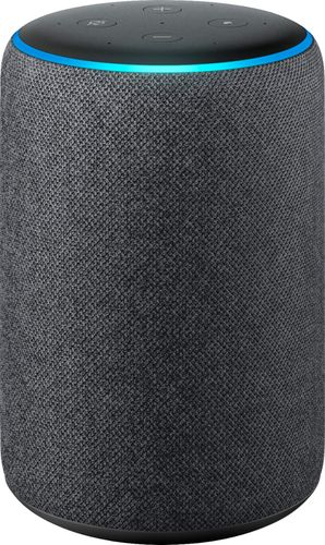 Amazon Echo Plus Smart Speaker with Alexa and Built In Smart Home Hub (2nd Generation) - Charcoal