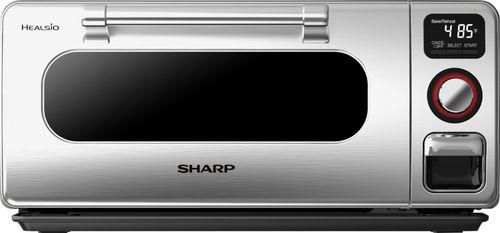 Sharp - SuperSteam Steam Oven - Stainless Steel