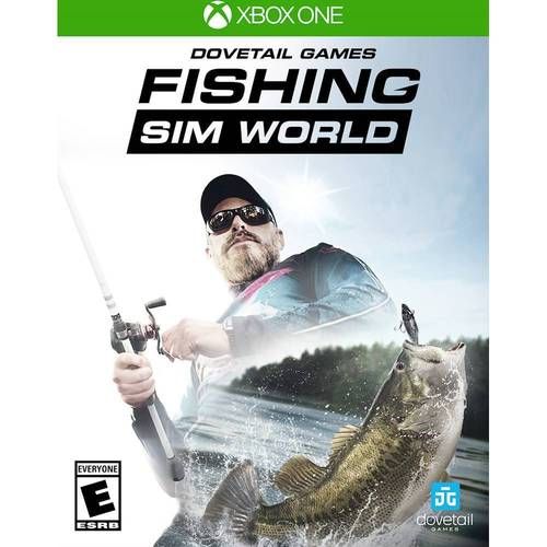 Fishing Sim World - Xbox...