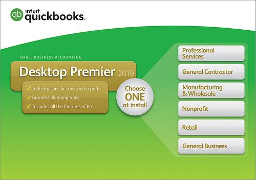 QuickBooks Desktop Premier...