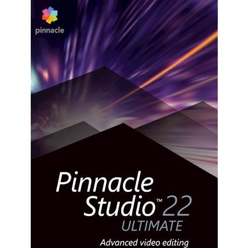 Pinnacle Studio 22 Ultimate...