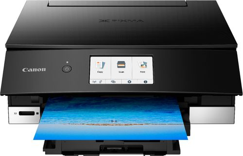 Canon PIXMA TS8220 Black Wireless Inkjet All-In-One Printer