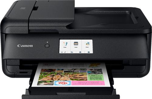Canon PIXMA TS9520 Inkjet Multifunction Printer - Color - Photo Print - Desktop (2988c002)