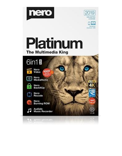 Nero Platinum 2019 -...