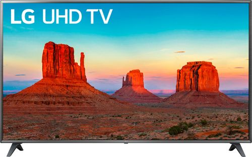 LG 75u0022 Class 4K (2160P) Ultra HD Smart LED HDR TV 75UK6190PUB