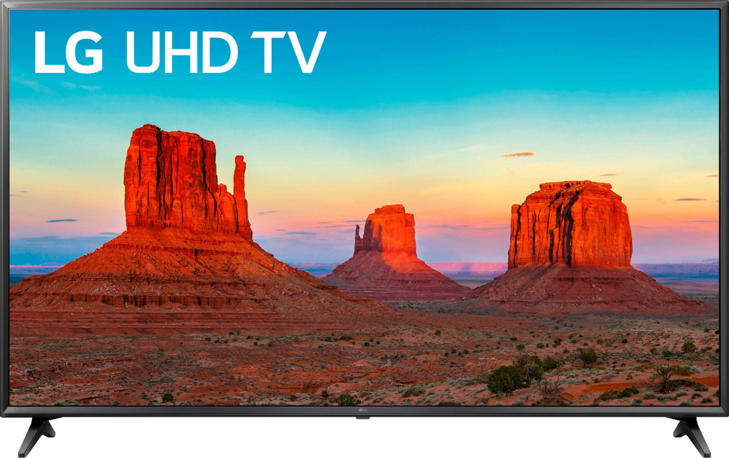 """LG 65"""" Class LED UK6090PUA Series 2160p Smart 4K UHD TV with HDR 65UK6090PUA"""