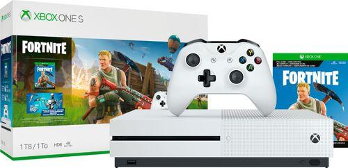 Xbox One S 1TB Fortnite Bundle