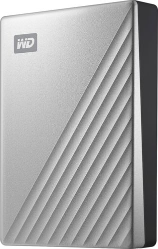 Western Digital My Passport Ultra for Mac 4TB - Silver