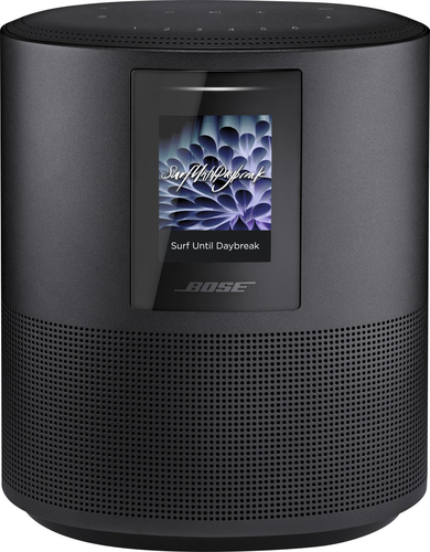Bose® - Home Speaker 500 Wireless with Built-In Amazon Alexa Voice Control - Triple Black