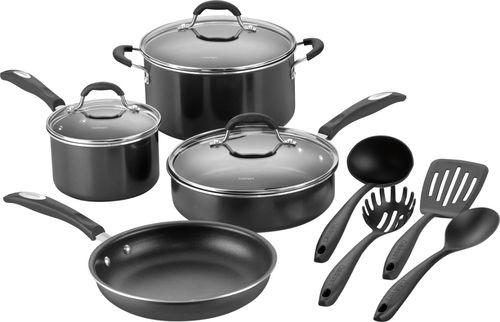 Cuisinart 11 Piece Non-stick Aluminum Cookware Set