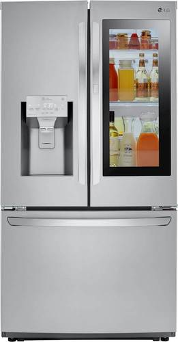 LG 21.9 double door refrigerator on Sale