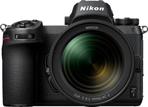 Nikon - Z7 Mirrorless Camera with NIKKOR Z 24-70mm Lens - Black