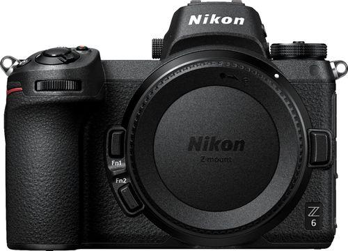 Nikon - Z6 Mirrorless Camera (Body Only) - Black